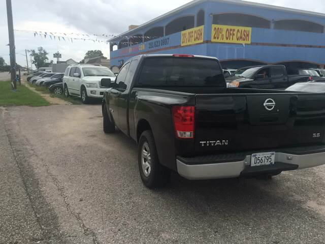 2005 Nissan Titan for sale at Highway 59 Automart in Gulf Shores AL