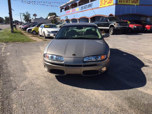 2002 Oldsmobile Aurora for sale at Highway 59 Automart in Gulf Shores AL
