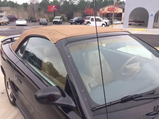 1996 Ford Mustang SVT Cobra for sale at Highway 59 Automart - Gulf Shores Motors in Gulf Shores AL