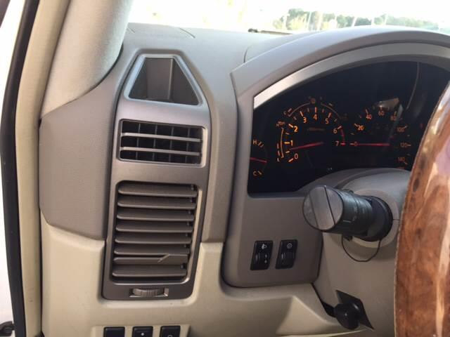 2005 Infiniti QX56 for sale at Highway 59 Automart - Gulf Shores Motors in Gulf Shores AL