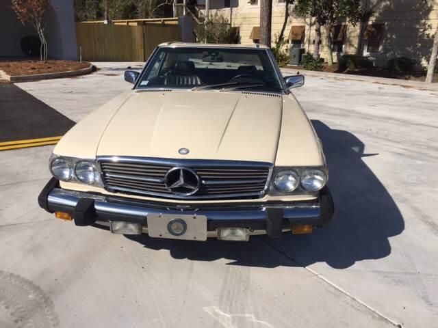 1987 Mercedes-Benz 560-Class for sale at Highway 59 Automart - Gulf Shores Motors in Gulf Shores AL