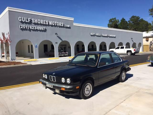 1984 BMW 3 Series for sale at Highway 59 Automart - Gulf Shores Motors in Gulf Shores AL