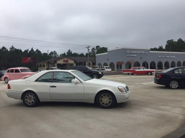 1995 Mercedes-Benz S-Class for sale at Highway 59 Automart - Gulf Shores Motors in Gulf Shores AL