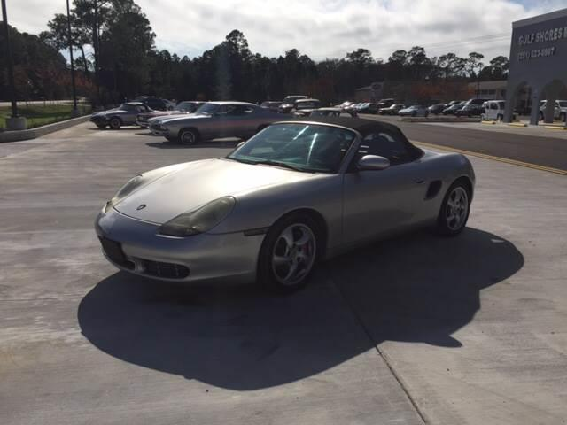 2002 Porsche Boxster for sale at Highway 59 Automart - Gulf Shores Motors in Gulf Shores AL