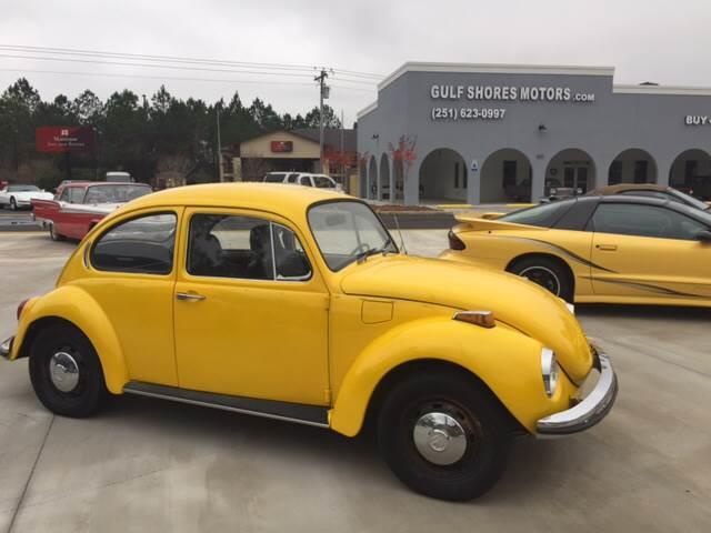 1971 Volkswagen Beetle for sale at Highway 59 Automart - Gulf Shores Motors in Gulf Shores AL