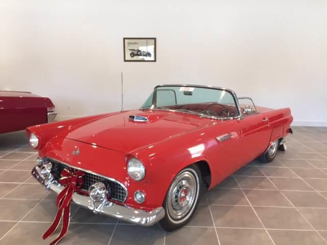 1955 Ford Thunderbird for sale at Highway 59 Automart - Gulf Shores Motors in Gulf Shores AL