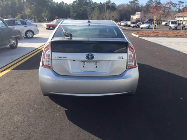 2012 Toyota Prius for sale at Highway 59 Automart - Gulf Shores Motors in Gulf Shores AL