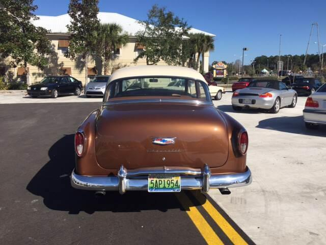 1954 Chevrolet Bel Air for sale at Highway 59 Automart - Gulf Shores Motors in Gulf Shores AL