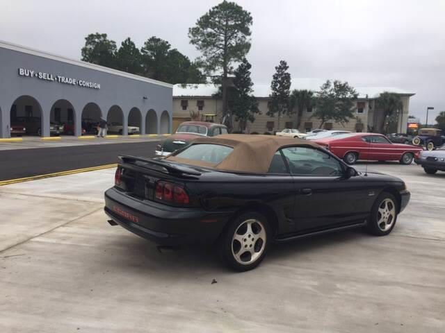 1996 Ford Mustang SVT Cobra for sale at Highway 59 Automart in Gulf Shores AL