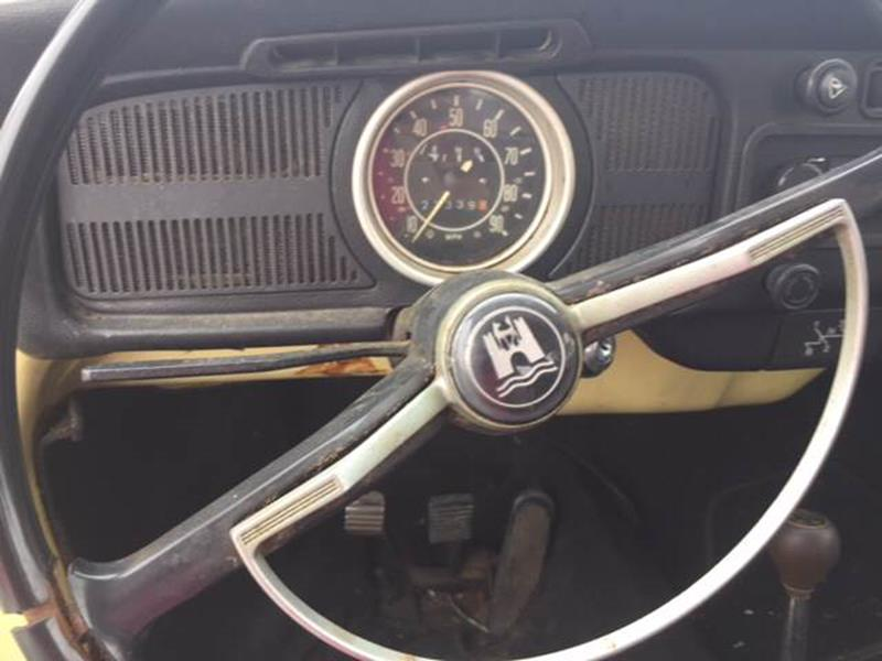1971 Volkswagen Beetle for sale at Highway 59 Automart in Gulf Shores AL
