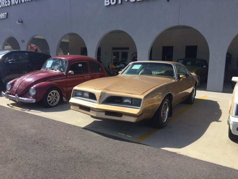 1977 Pontiac Firebird for sale at Highway 59 Automart in Gulf Shores AL