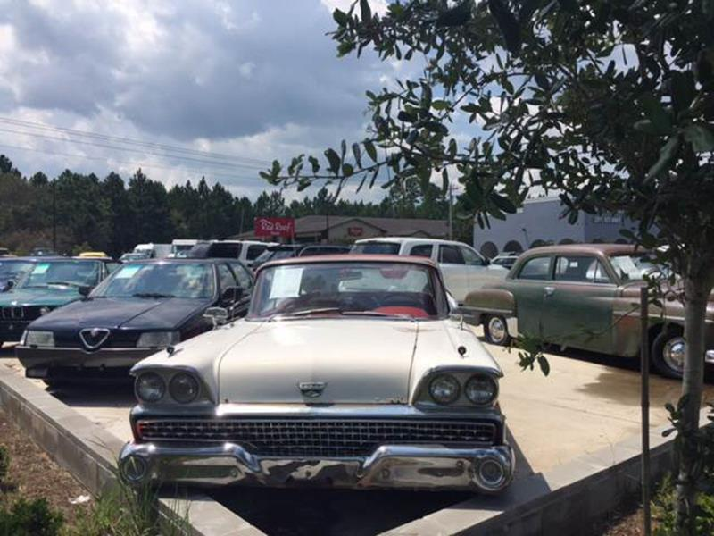 1959 Ford Galaxie 500 for sale at Highway 59 Automart in Gulf Shores AL