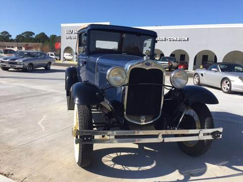 1930 Ford Model A for sale at Highway 59 Automart in Gulf Shores AL