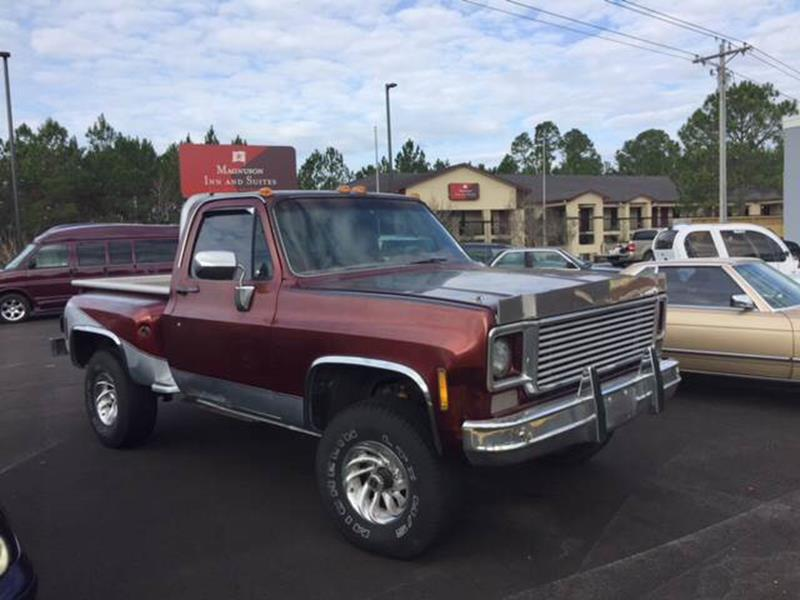 1977 Chevrolet C/K 1500 Series for sale at Highway 59 Automart in Gulf Shores AL