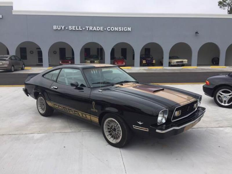 1976 Ford Mustang for sale at Highway 59 Automart in Gulf Shores AL