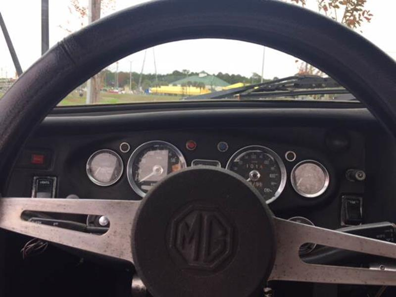 1974 MG Midget for sale at Highway 59 Automart in Gulf Shores AL