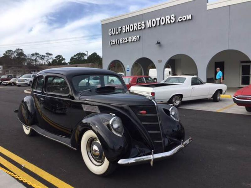 1937 Lincoln Zephyr for sale at Highway 59 Automart in Gulf Shores AL