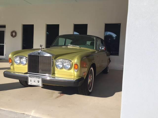 1977 Rolls-Royce Silver Shadow for sale at Highway 59 Automart in Gulf Shores AL