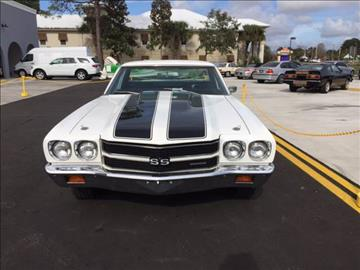 1971 Chevrolet SS for sale at Highway 59 Automart in Gulf Shores AL