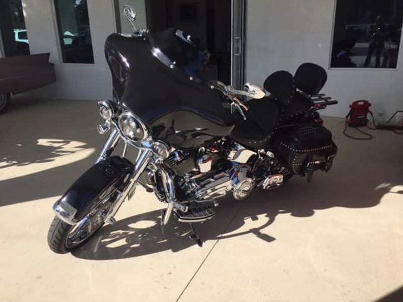 2007 Harley-Davidson Flstc Heritage Softail for sale at Highway 59 Automart in Gulf Shores AL
