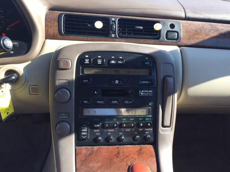 1998 Lexus SC 400 for sale at Highway 59 Automart in Gulf Shores AL