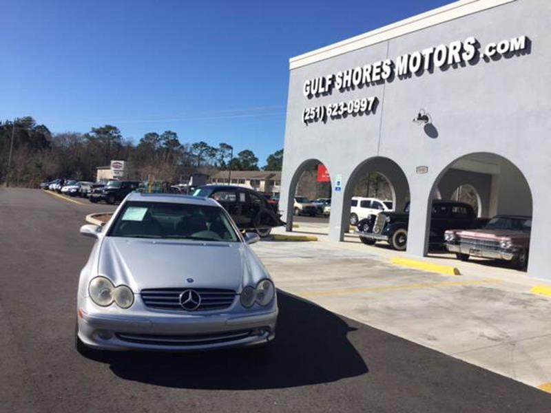 2003 Mercedes-Benz CLK for sale at Highway 59 Automart in Gulf Shores AL