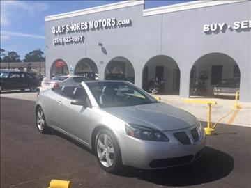 2007 Pontiac G6 for sale at Highway 59 Automart in Gulf Shores AL