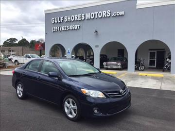 2013 Toyota Corolla for sale at Highway 59 Automart in Gulf Shores AL