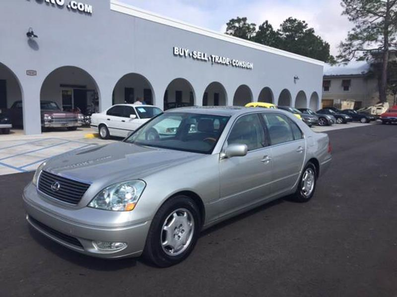 2002 Lexus LS 430 for sale at Highway 59 Automart in Gulf Shores AL