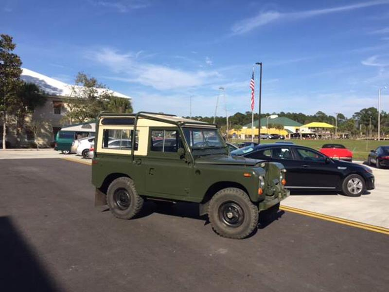 1971 Land Rover Defender for sale at Highway 59 Automart in Gulf Shores AL