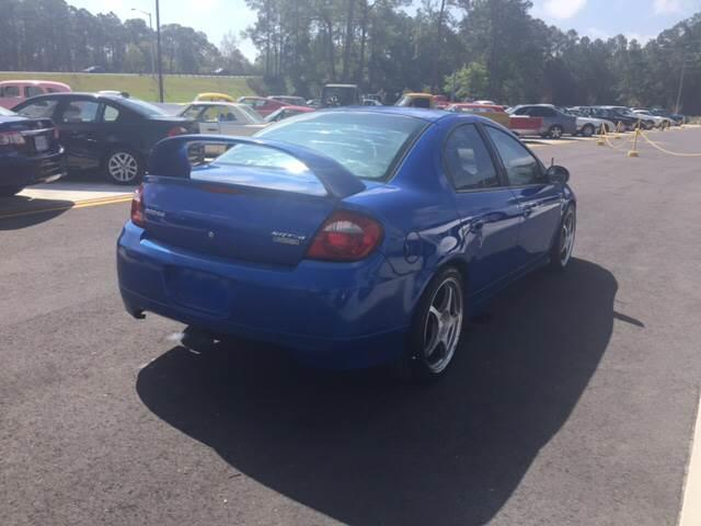 2004 Dodge Neon SRT-4 for sale at Highway 59 Automart in Gulf Shores AL
