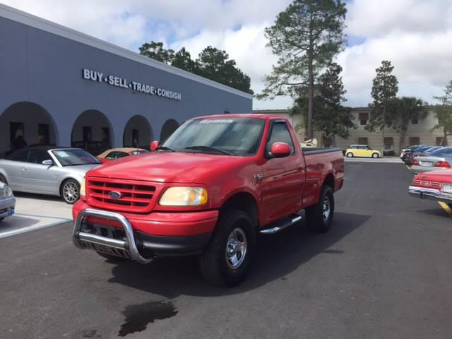 2001 Ford F-150 for sale at Highway 59 Automart in Gulf Shores AL