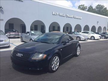 2003 Audi TT for sale at Highway 59 Automart in Gulf Shores AL