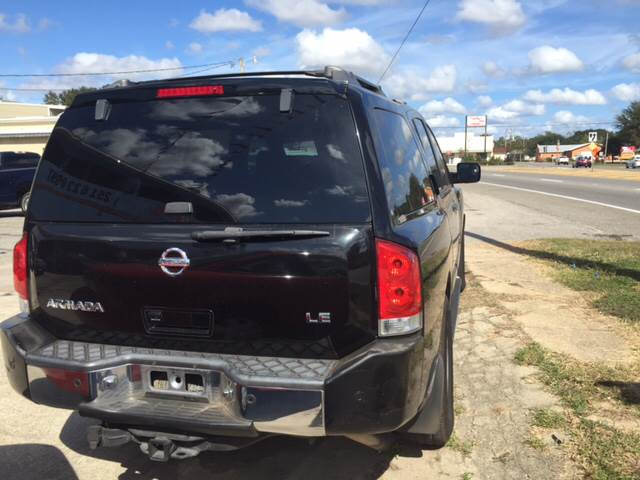 2005 Nissan Armada for sale at Highway 59 Automart in Gulf Shores AL