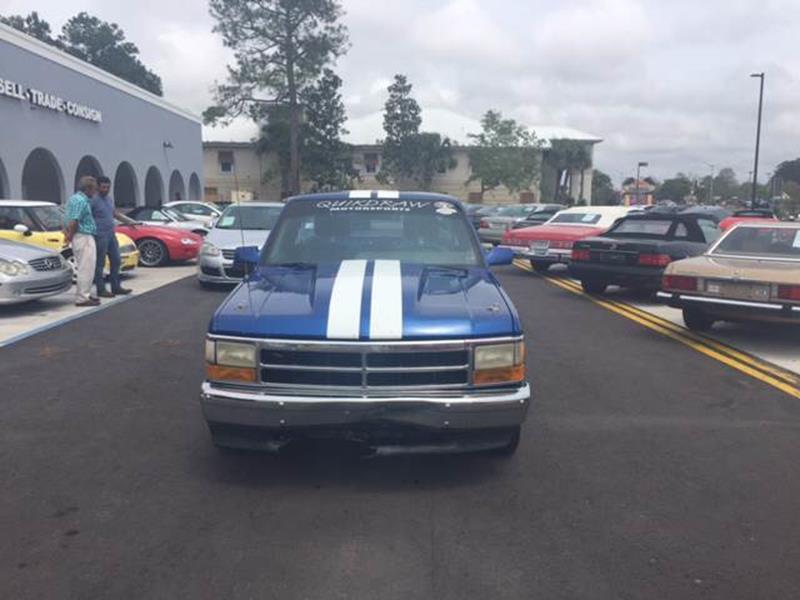 1993 Dodge Dakota for sale at Highway 59 Automart in Gulf Shores AL