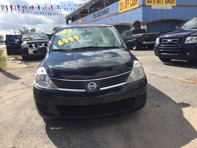 2008 Nissan Versa for sale at Highway 59 Automart in Gulf Shores AL