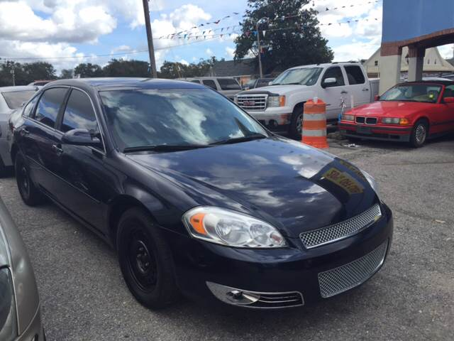 2003 Chevrolet Impala for sale at Highway 59 Automart in Gulf Shores AL