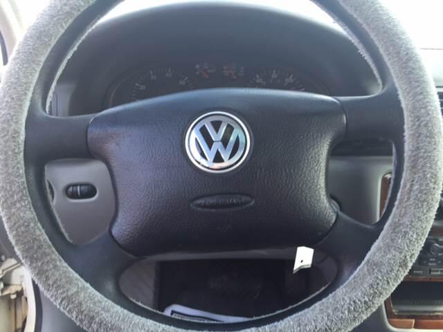 1999 Volkswagen Passat for sale at Highway 59 Automart in Gulf Shores AL