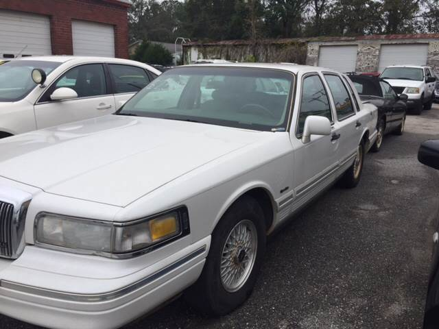 1997 Lincoln Town Car for sale at Highway 59 Automart in Gulf Shores AL