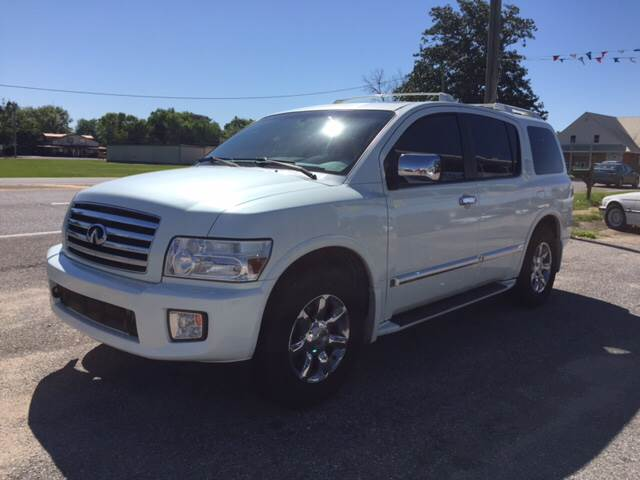 2005 Infiniti QX56 for sale at Highway 59 Automart in Gulf Shores AL