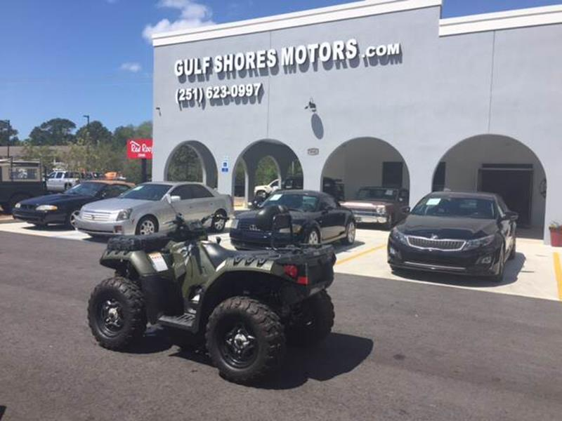 2011 Polaris 550 Sportsman for sale at Highway 59 Automart in Gulf Shores AL