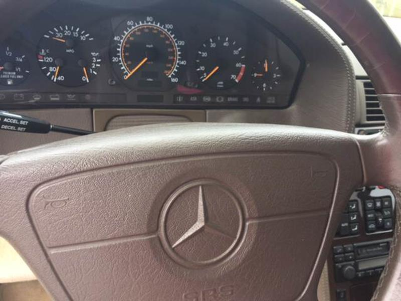 1995 Mercedes-Benz S-Class for sale at Highway 59 Automart in Gulf Shores AL