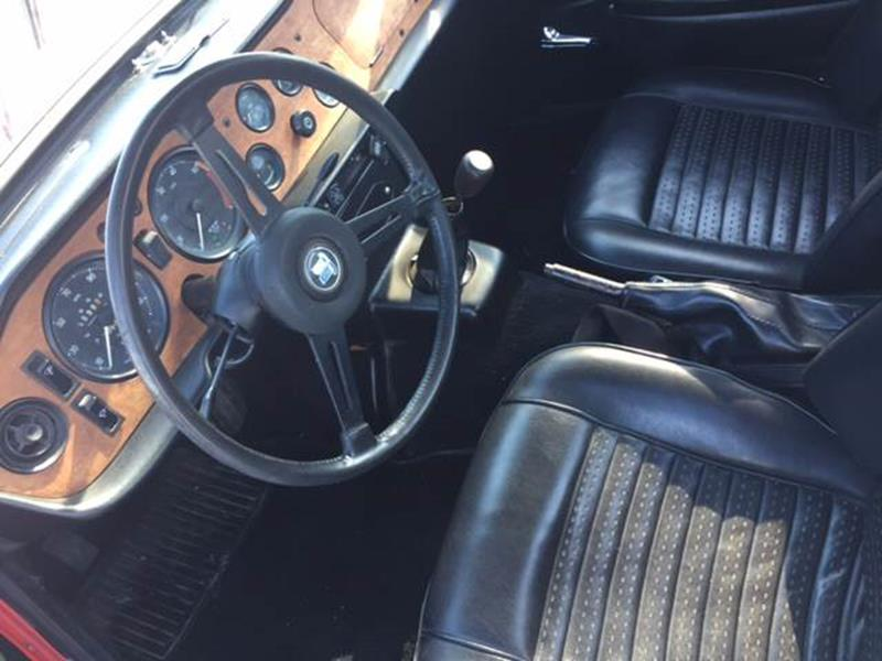 1971 Triumph TR6 for sale at Highway 59 Automart in Gulf Shores AL
