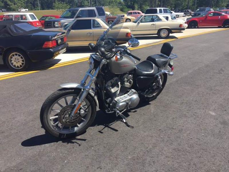 2007 Harley Davidson Sportster 883 for sale at Highway 59 Automart in Gulf Shores AL