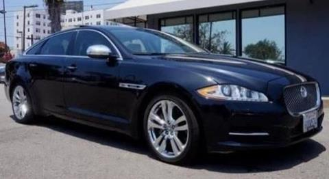 2012 Jaguar XJL for sale in Los Angeles CA