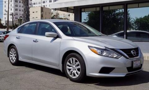 2016 Nissan Altima for sale in Los Angeles CA