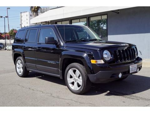 2017 Jeep Patriot for sale in Los Angeles, CA
