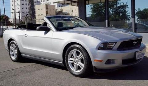 2011 Ford Mustang for sale in Los Angeles CA