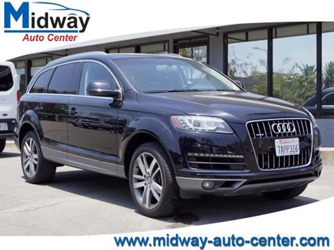 2013 Audi Q7 for sale in Los Angeles, CA