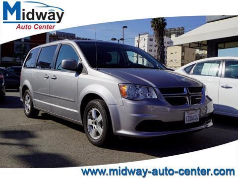 2013 Dodge Grand Caravan for sale in Los Angeles, CA